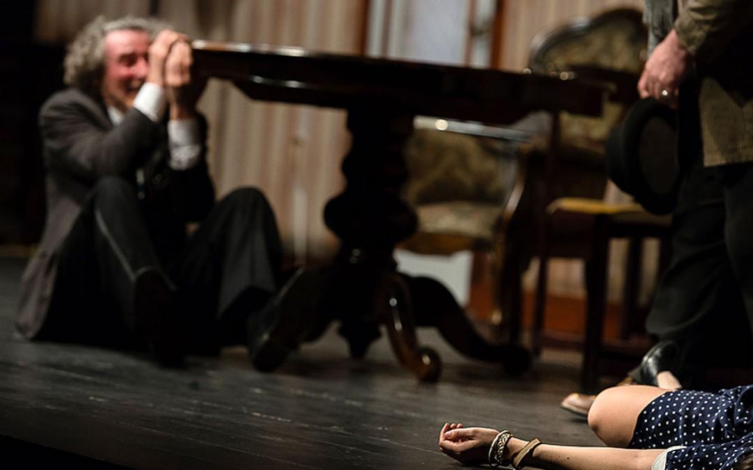 """Ionesco e """"La lezione"""""""